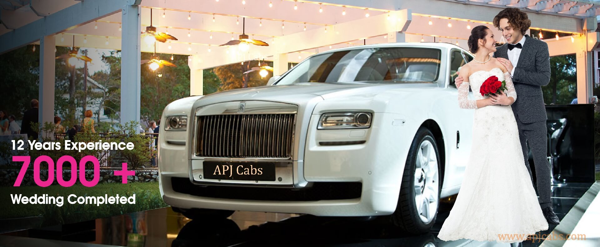 Wedding Car Rental In Chennai