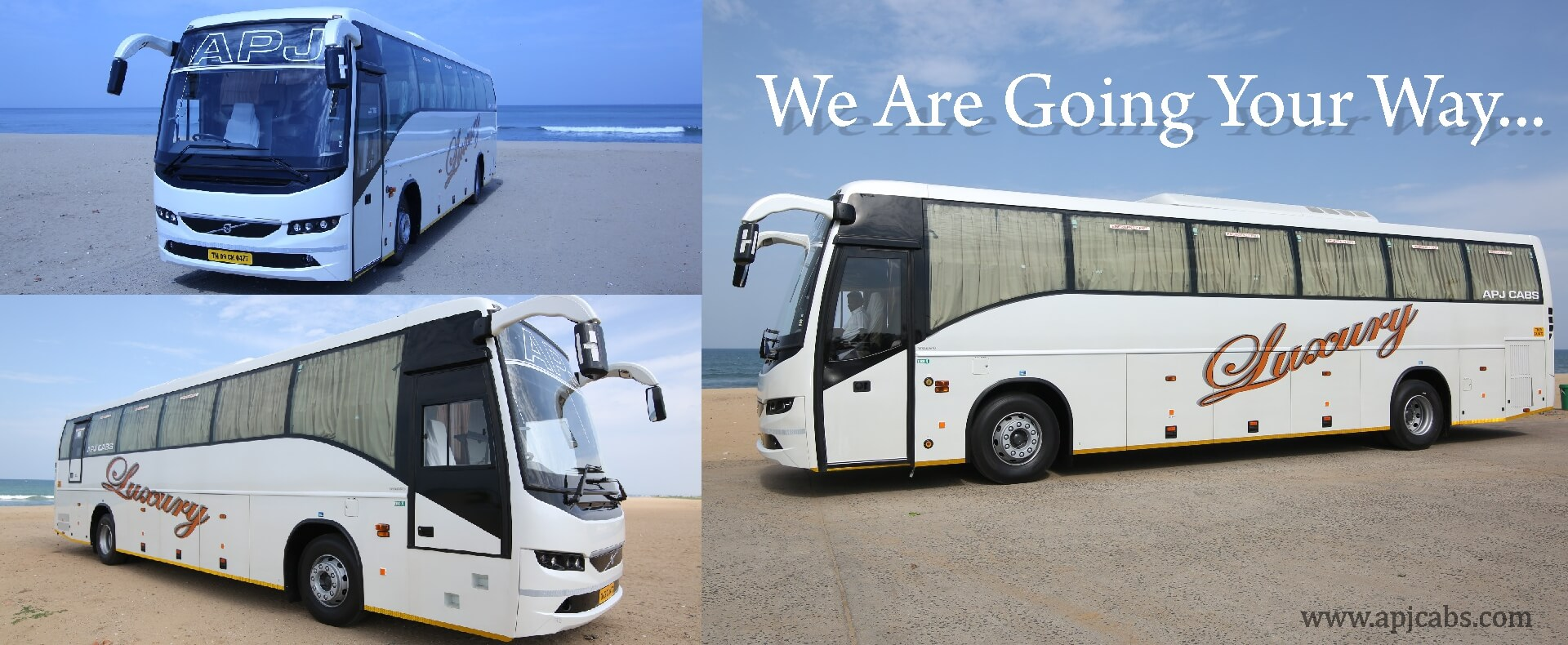 Luxury Bus Rental In Chennai